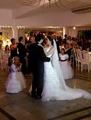 Casamento Alessandra e Custodio.