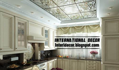 Top Catalog Of Kitchen Ceiling False Designs Part 2