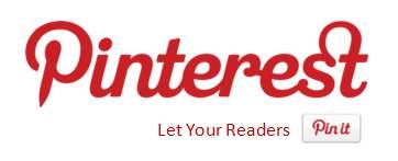 Answers: add Pinterest Follow button on WordPress/Blogger/Joomla