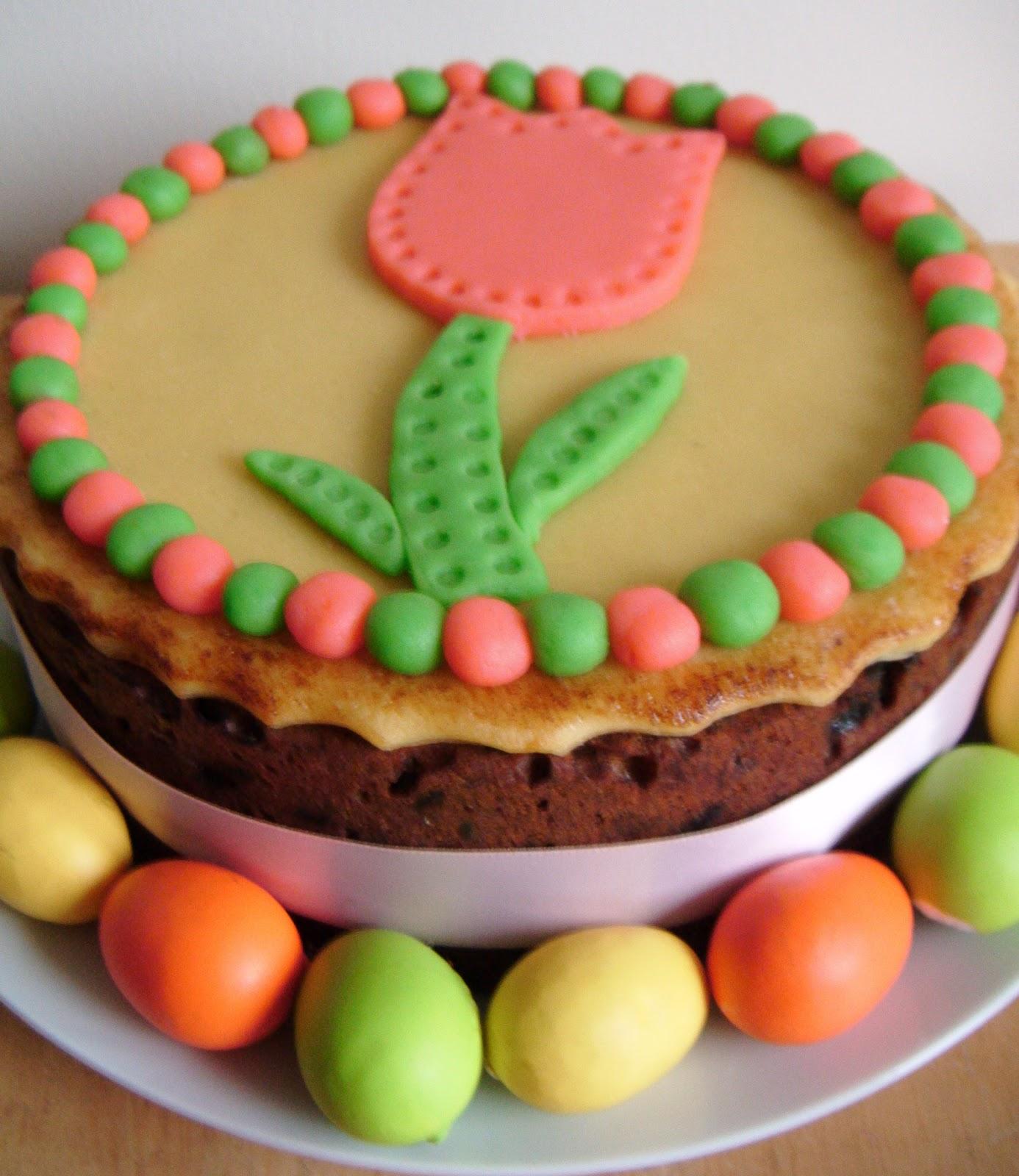 Simnel Cake Recipe Uk