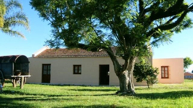 Museo Comunitario - Villa Ansina - Departamento de Tacuarembó - Uruguay