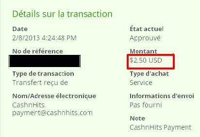 حصريا للربح العملاق cashnhits اتبات proof.JPG