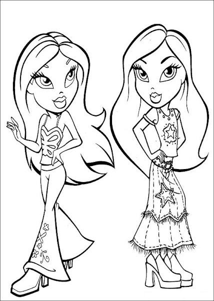 Cowboy And Cowgirl Coloring Pages Printable