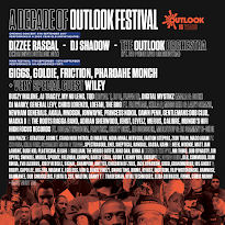 OUTLOOK FESTIVAL!!!