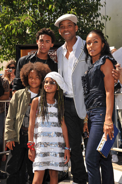 will smith kids pictures. will smith kids 2011