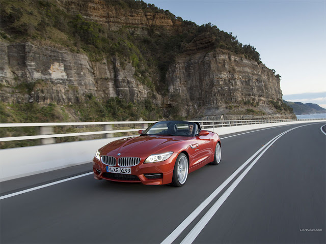 2014 BMW Z4 Roadster Wallpaper
