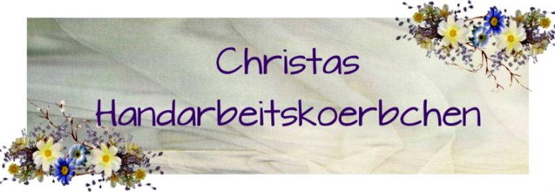Christas Handarbeitskoerbchen