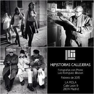 """Exposición """"HI(P)TORIAS CALLEJERAS"""""""