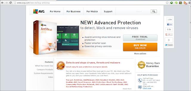 Best antivirus software for windows xp
