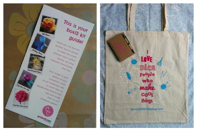 Miss Chaela Boo: Crafty Creatives Box 13 - Birthday box