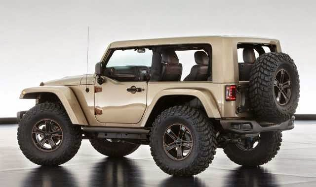 2017 Jeep Wrangler Release Date