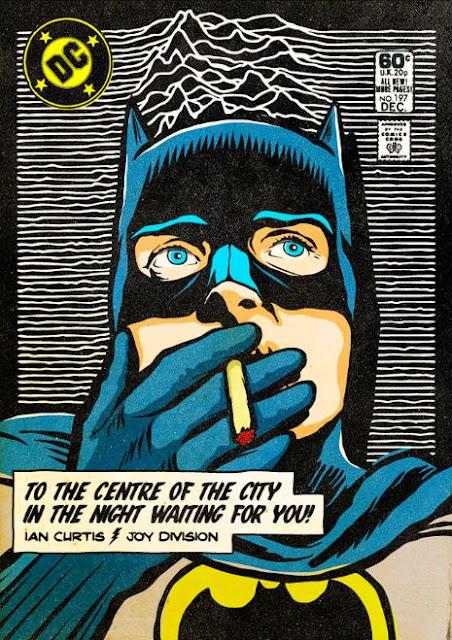 Batman Ian Curtis