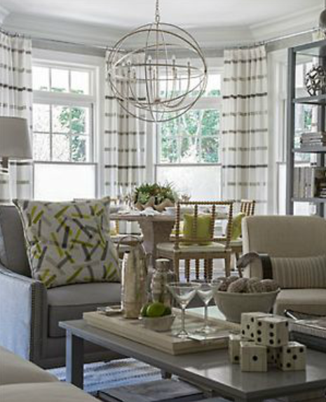 ... Traditional Home and spotted the work of interior designer Patricia  Fisher. I love her style and unique mix and thought you would enjoy seeing  her work.
