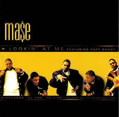 Mase Feat. Puff Daddy - Lookin\' At Me-(CDS)-1997