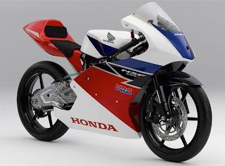 Honda NSF250R 2012 Front Side