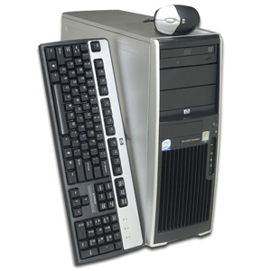 komputer branded/built-up bekas murah hp workstation uberma
