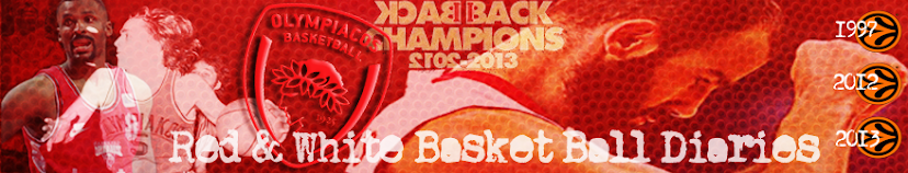 Red and White Basket Ball Diaries