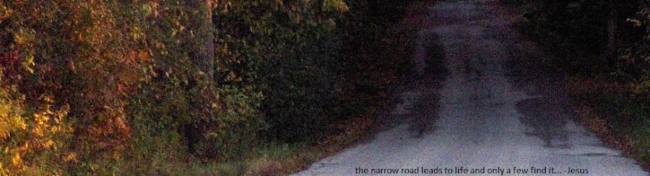 The Road Narrows