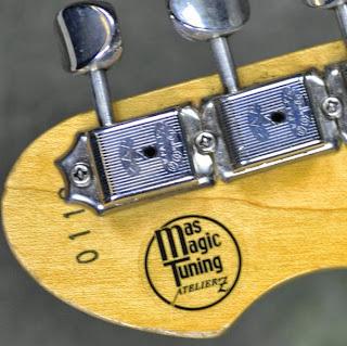 Guitar Builder Mas Hino