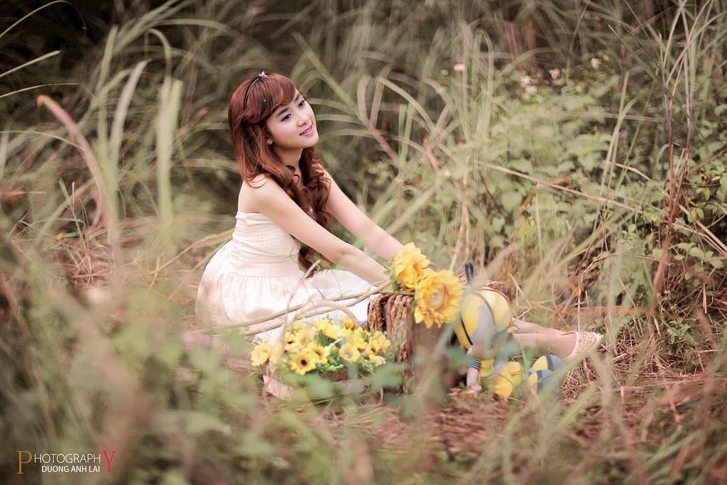Ảnh đẹp girl xinh Việt Nam chất lượng HD - Ảnh 08