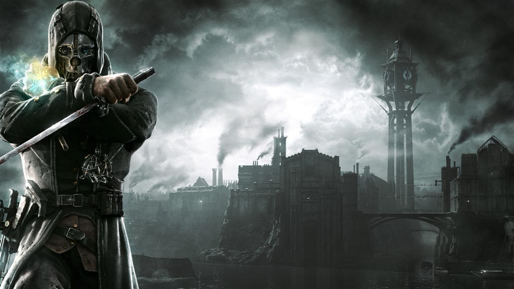 Dishonored HD & Widescreen Wallpaper 0.0889848555737345