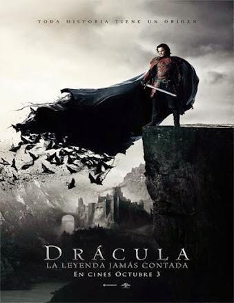Dracula Untold (Drácula: La leyenda jamás contada) (2014) LATINO /CASTELLANO /SUBTITULADA CALIDAD H