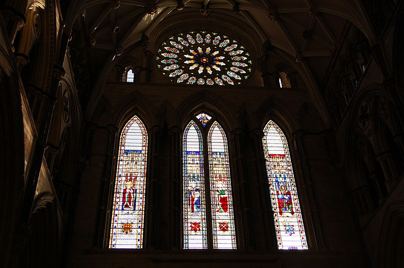 Cathedral 360 york minster for West window york minster