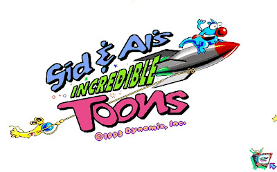 Sid Als Incredible Toons