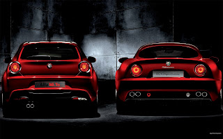 Alfa Romeo Mi.To And 8c