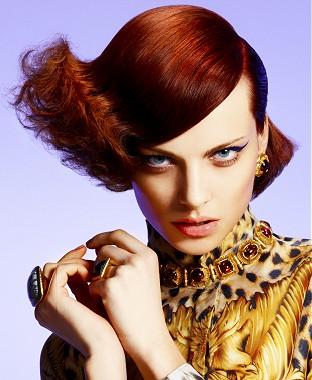 peinados+y+corte+de+pelo+rojo+intenso