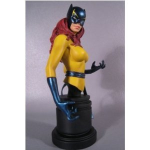 Hellcat (Marvel Comics) Character Review - Mini Bust Product