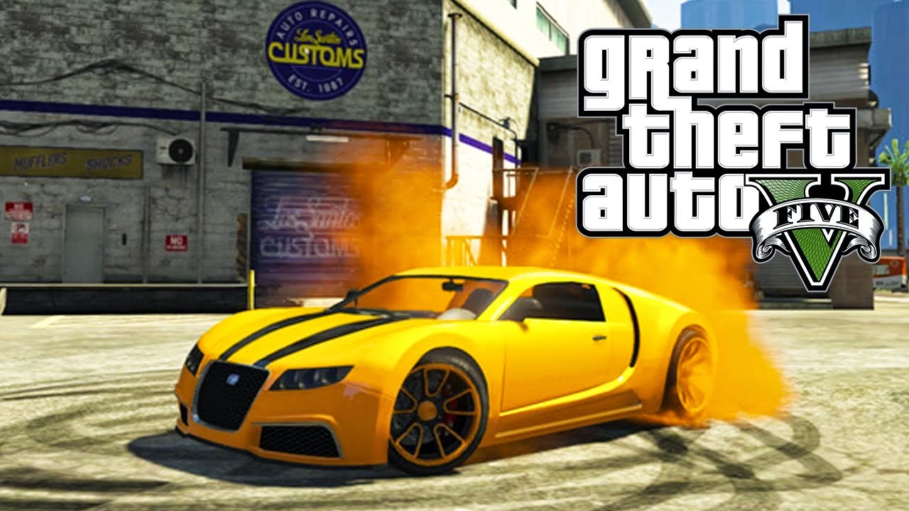 GTA 5 Cars Images