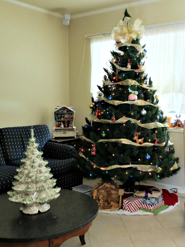 Sweet Turtle Soup: A Holiday Home Tour & Link-Up