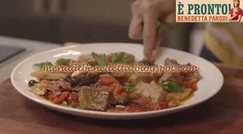 Stoccafisso alla Genovese ricetta Benedetta Parodi da E' pronto