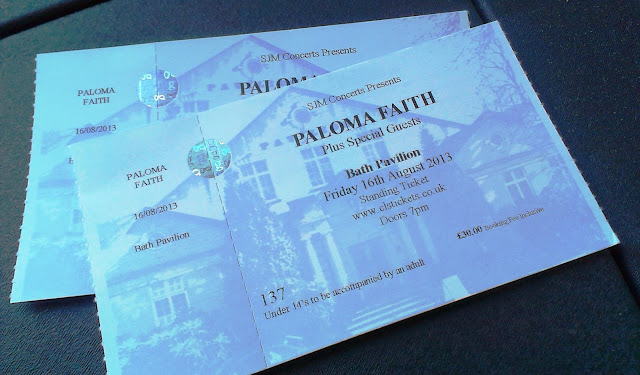 Paloma Faith tickets