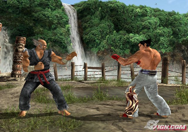 Tekken 5 Iso Single Link