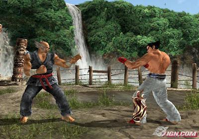 Tekken 5 Iso Single Link