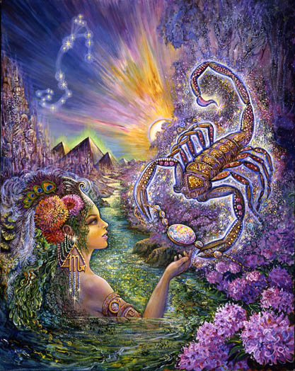 Full Moon In Scorpio ~ May 10th