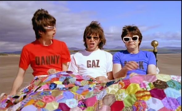 Supergrass Alright