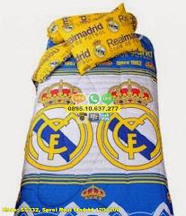 Harga Sprei Real Madrid 120×200 Jual