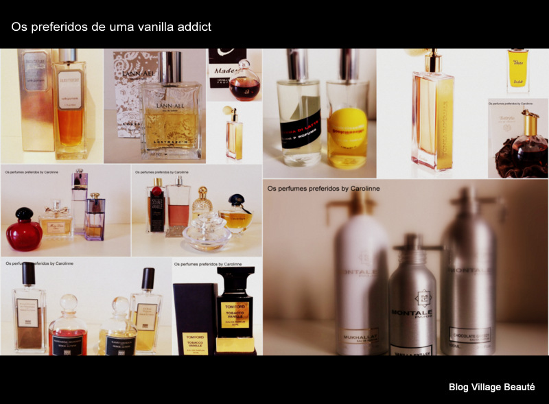 VANILLA FRAGRANCES COLLECTION