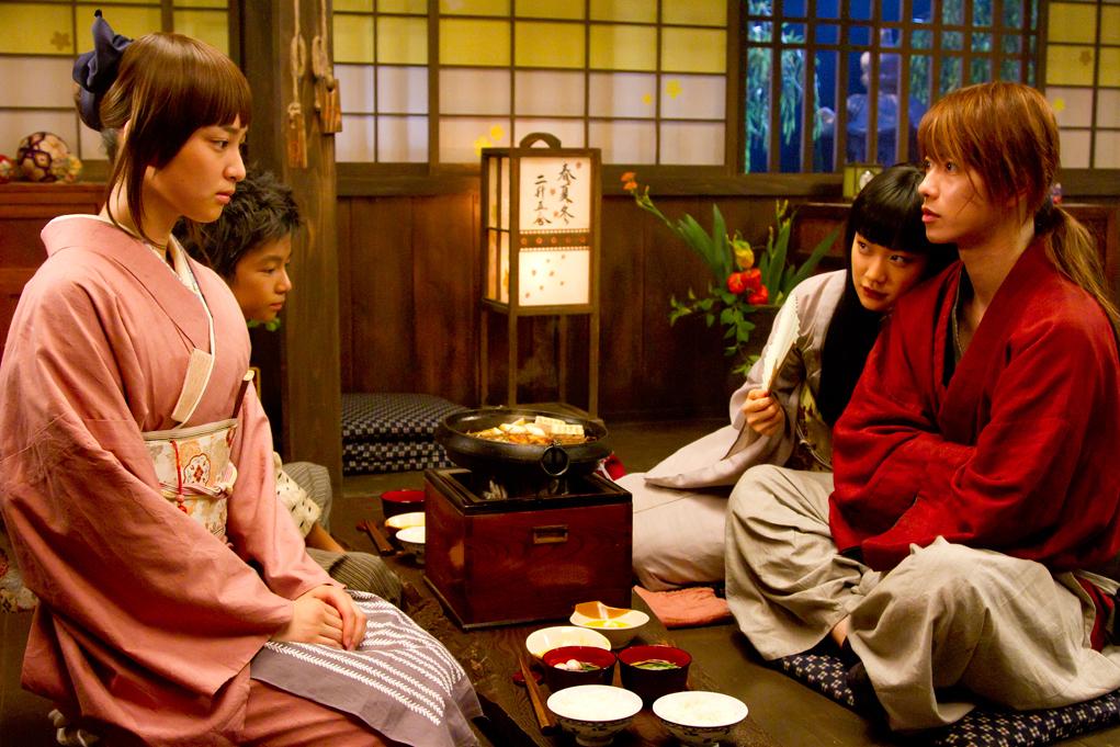 "Rurouni Kenshin"" Dapatkan Live Action 2 untuk Kyoto Arc"