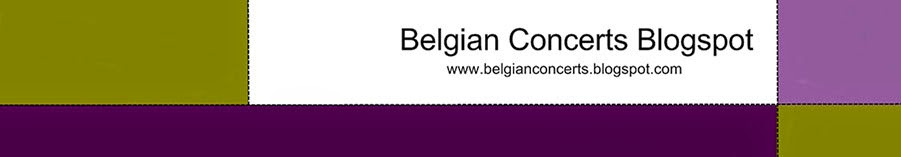 Belgian Concerts