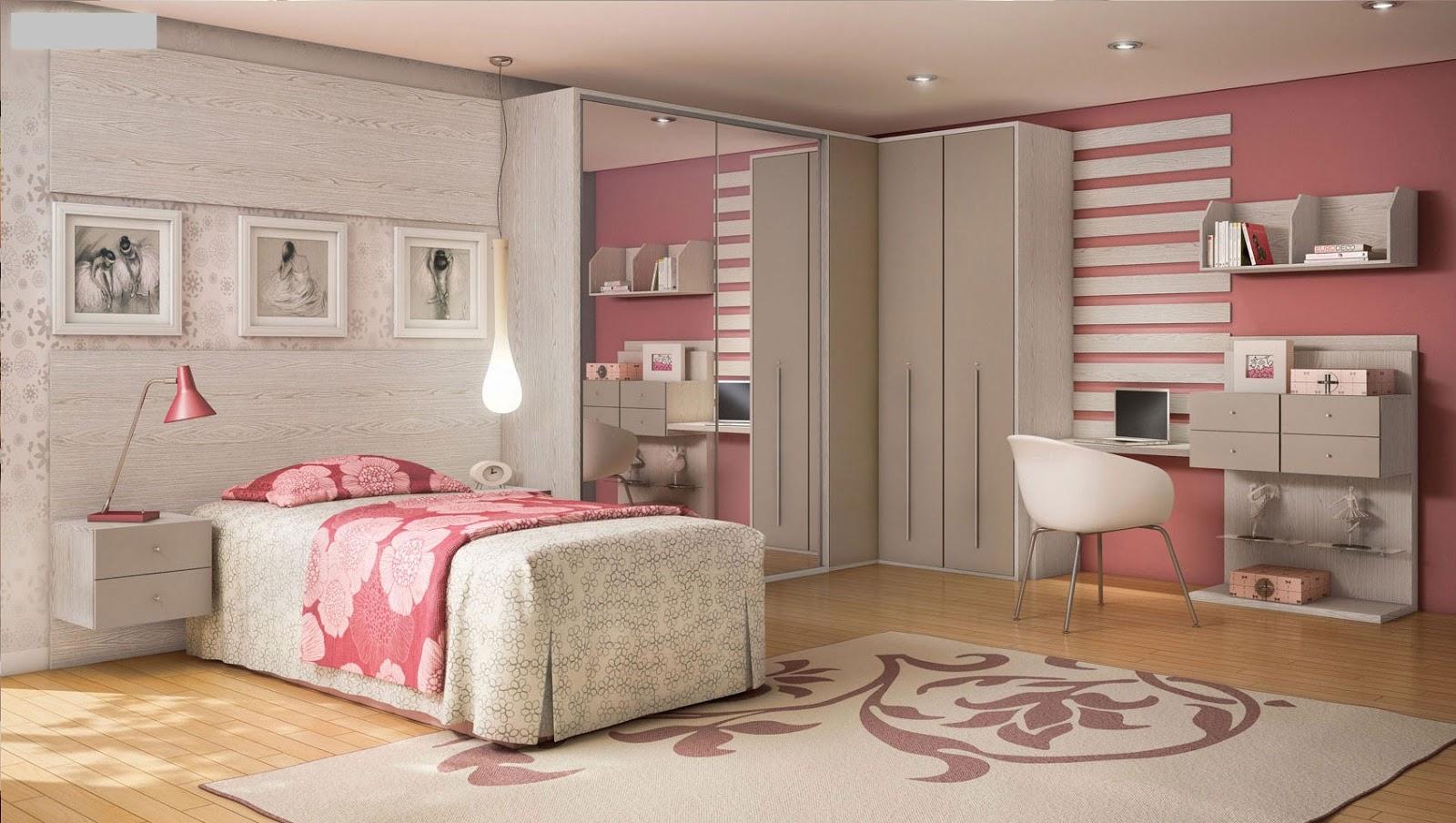 DECORAR E ARTE: Ter um quarto com banheiro e closet deixa qualquer  #A42733 1600 904
