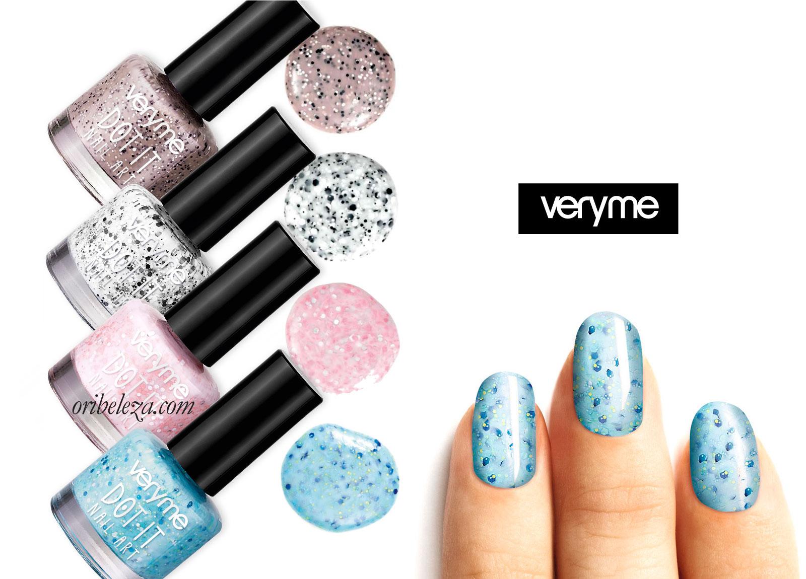 Verniz Dot-It Very Me da Oriflame