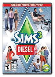 Sims 3 Diesel Accesorios