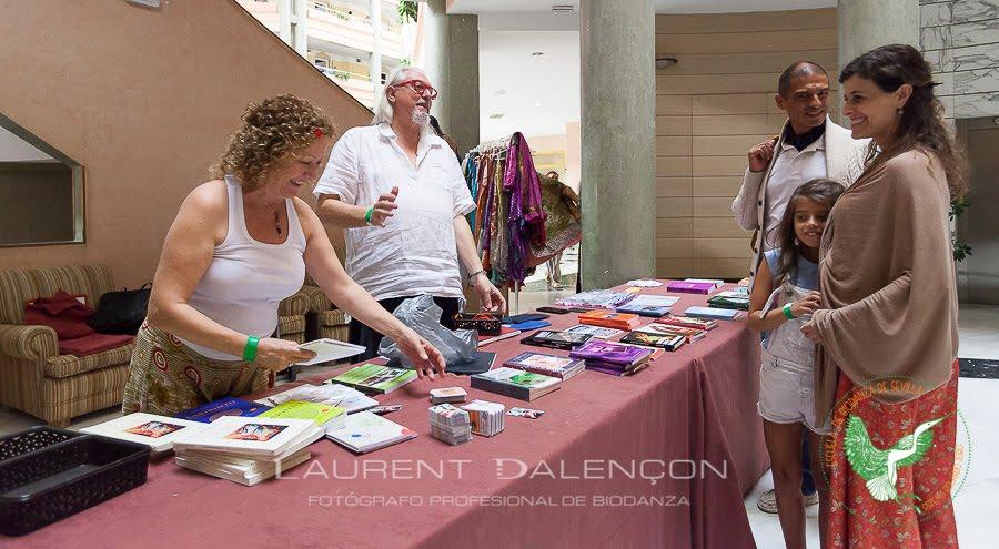 Biodanza Libros en el XII encuentro español de Biodanza