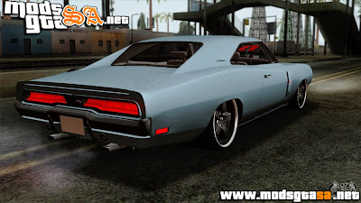 SA - Dodge Charger RT 1970