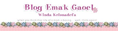 Blog Emak Gaoel