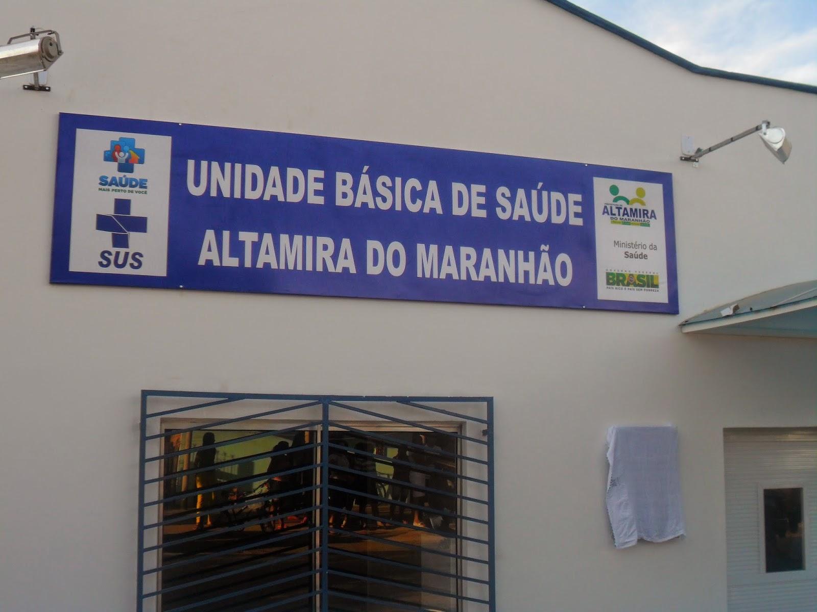 UBS Altamira do Maranhão